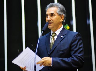 Deputado Reinaldo Azambuja PSDB/MS